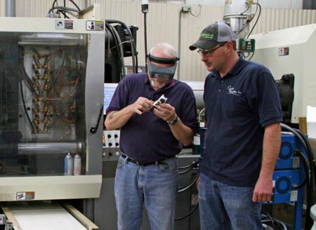 CMM Inspections PPAP for Plastic Injection Molding in McMinnville TN