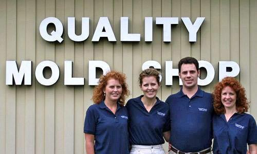 Quality Mold Shop Inc is a family owned business