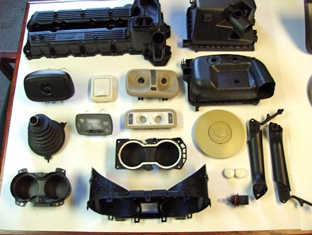 Custom Plastic Injection Molding in McMinnville Tennessee