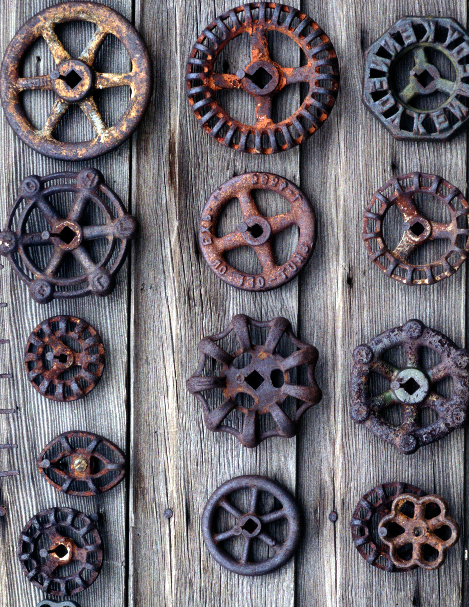 Series of Gears