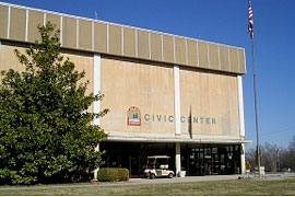 McMinnville Civic Center McMinnville TN